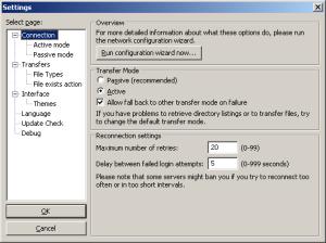 推荐一款免费的 FTP 工具-FileZilla