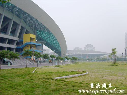 重庆奥体中心